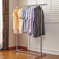 Вешалка для одежды напольная металлическая 124x41x160 см, Youlite, фото 1