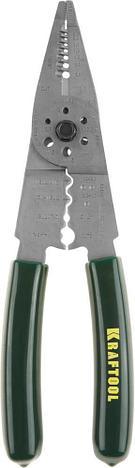Стриппер многофункциональный MK-10, 0.75 - 6 мм2, KRAFTOOL, фото 2