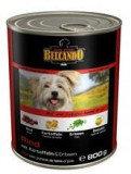 BELCANDO Best Quality Meat, Белькандо влажный корм для собак с высококачественным мясом, банка 800гр.