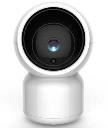 Беспроводная поворотная Wi-Fi IP видеокамера 2 МП