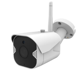 Беспроводная уличная Wi-Fi IP видеокамера 2 МП