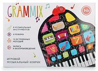 Игровой музыкальный коврик Happy Baby