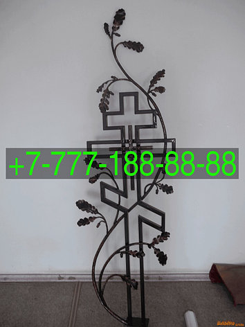 Кованые кресты на могилу №25, фото 2