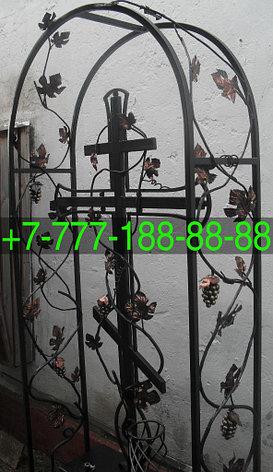 Кованые кресты на могилу №26, фото 2