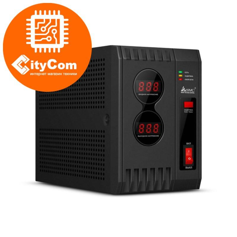 Стабилизатор напряжения (AVR), SVC, AVR-1000(1000Вт) Однофазный.