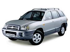 Кузовные запчасти на Hyundai Santa Fe (2001-2006)
