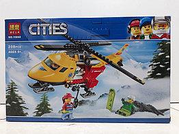Конструктор Bela Cities 10868 208 pcs. Сити. Урбан
