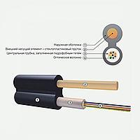 Оптический кабель подвесной с диэлектрическим силовым элементом ОК/Д-Т