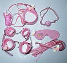 БДСМ набор «Pink Kit», 7 предметов, фото 2
