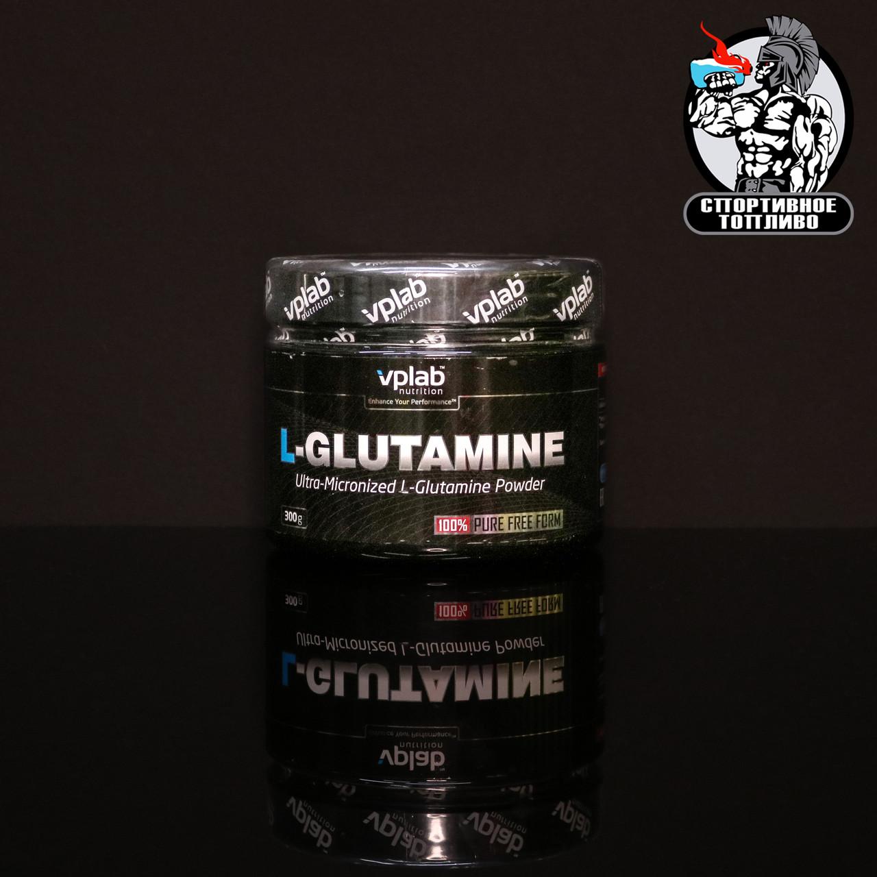 VPLab - L-Glutamine 300гр/60 порций