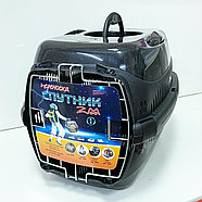 Авиа-переноска Спутник #1 29*43*27  с металлическими дверцами , фото 5