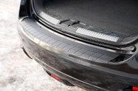 Накладка на задний бампер Nissan Murano 2008- , фото 2