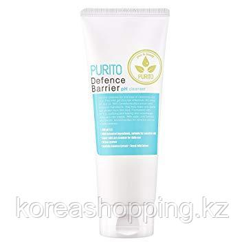Гель-пенка для лица PURITO Defence Barrier pH Cleanser
