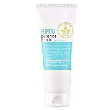 Гель-пенка для лица PURITO Defence Barrier pH Cleanser