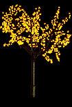 """Cветодиодное дерево  """"Сакура"""" 2 м. Цвет: зеленый, красный, желтый, синий,белый, розовый, фото 6"""