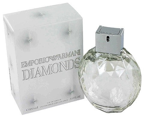 Armani Emporio Женский Armani Emporio Diamonds Femme 50 ml (edp)