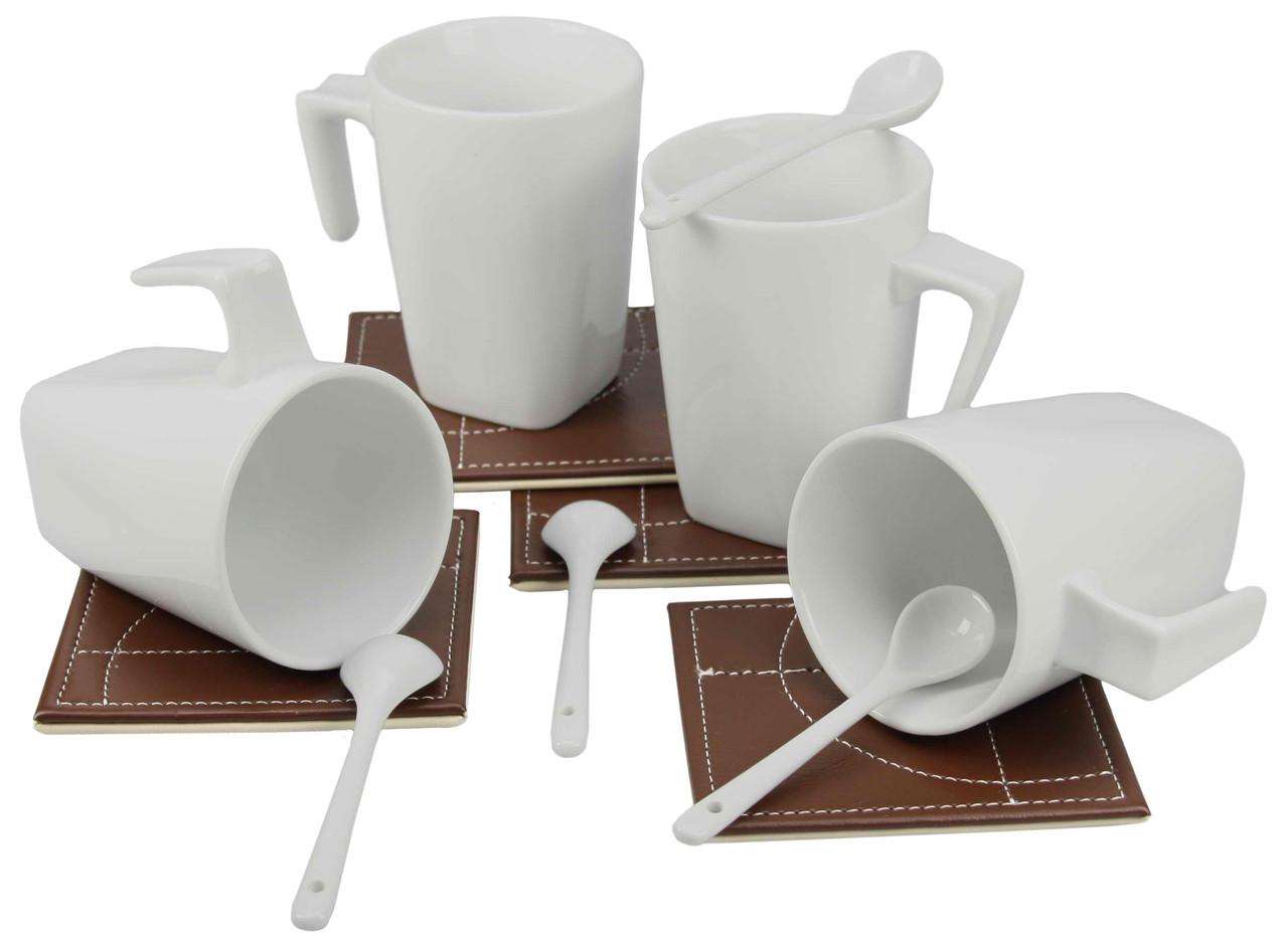 Керамический набор на 4 персоны