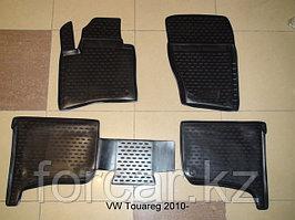 Коврики в салон VW Touareg 2010->