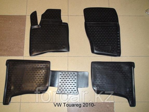 Коврики в салон VW Touareg 2010->, фото 2