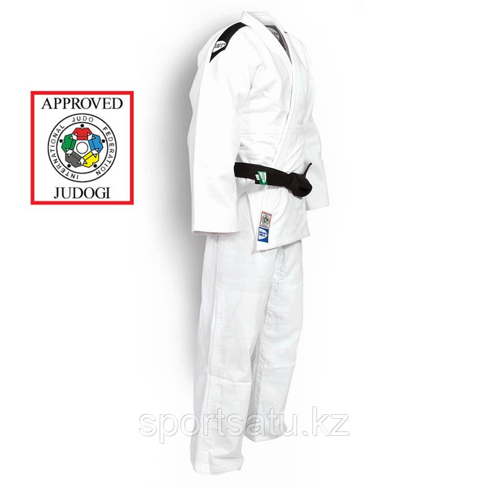 Кимоно для дзюдо профессионал, оригинал GREEN HILL 2015