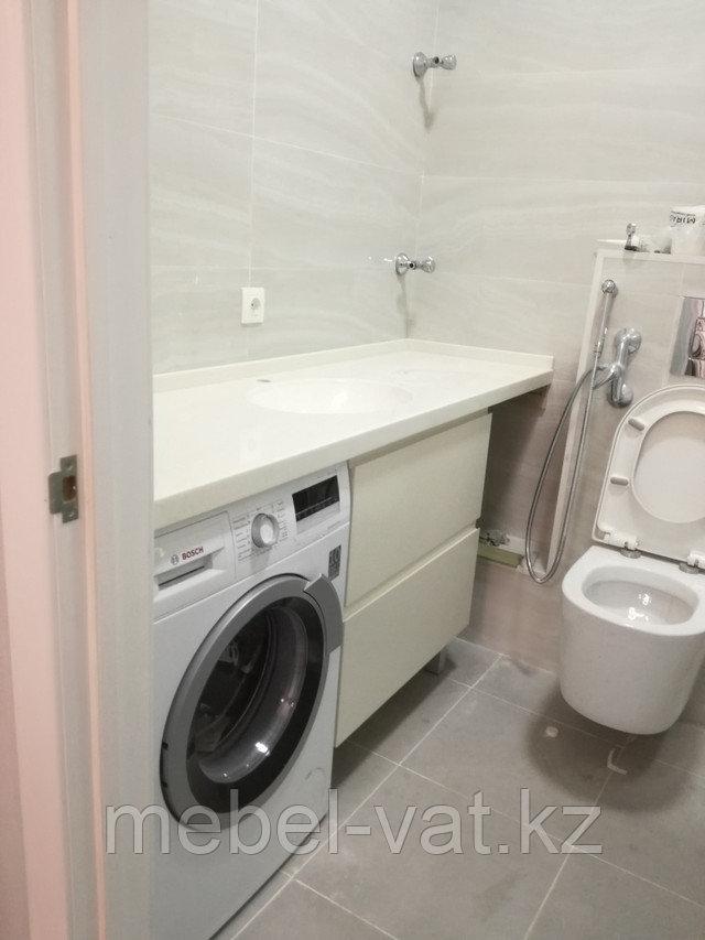 Тумба в ванную. Алматы, ИП