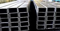 Швеллер гнутый оцинкованный от 80х40х1,5 до 200х100х3,0 мм