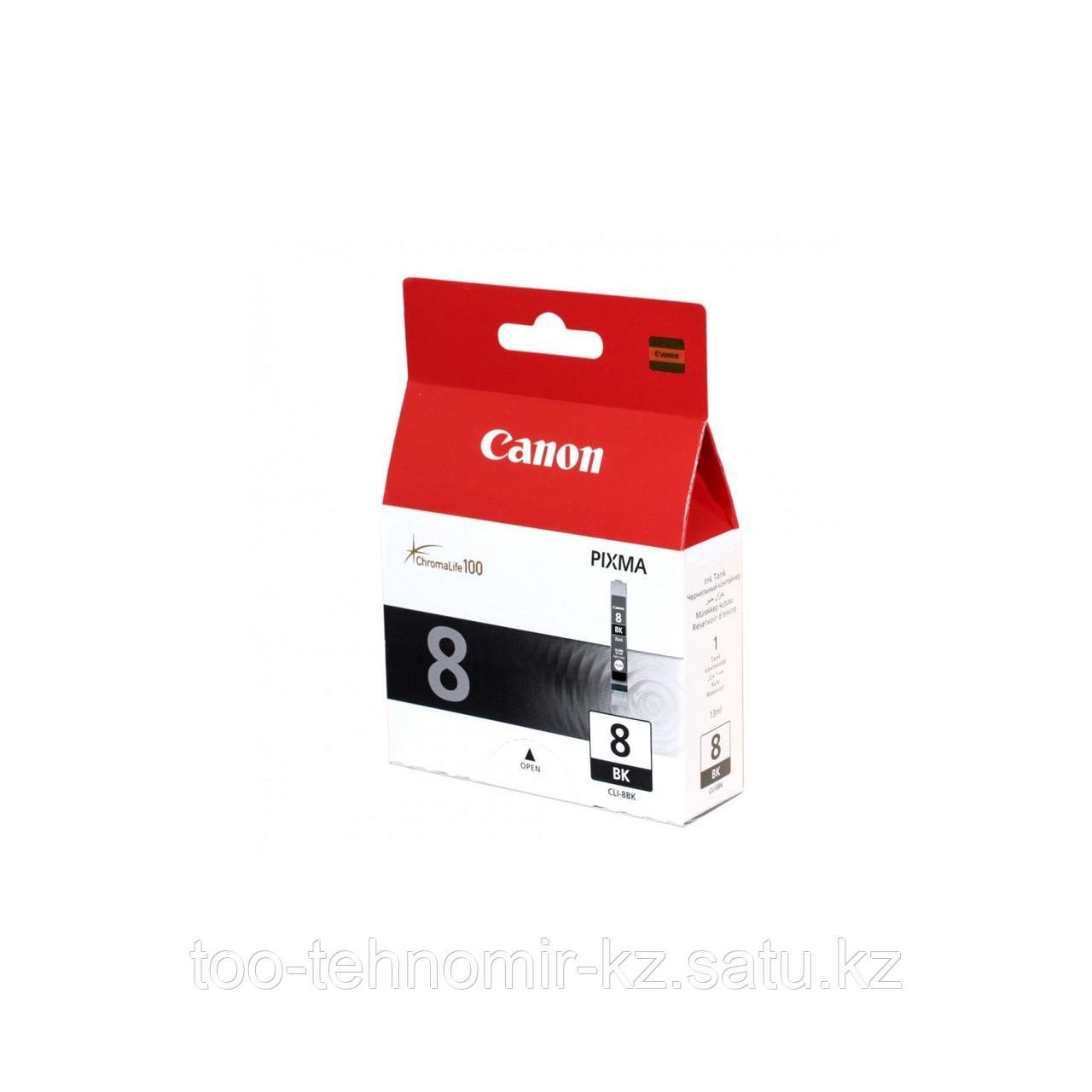 Картридж Canon CLI-8BK Pixma IP4200/5300