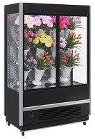 Холодильные витрины для цветочных магазинов