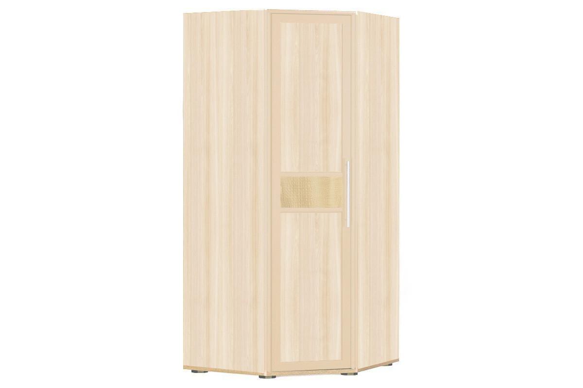 Шкаф для одежды 1Д , коллекции Токио, Ясень Светлый, MEBEL SERVICE (Украина)