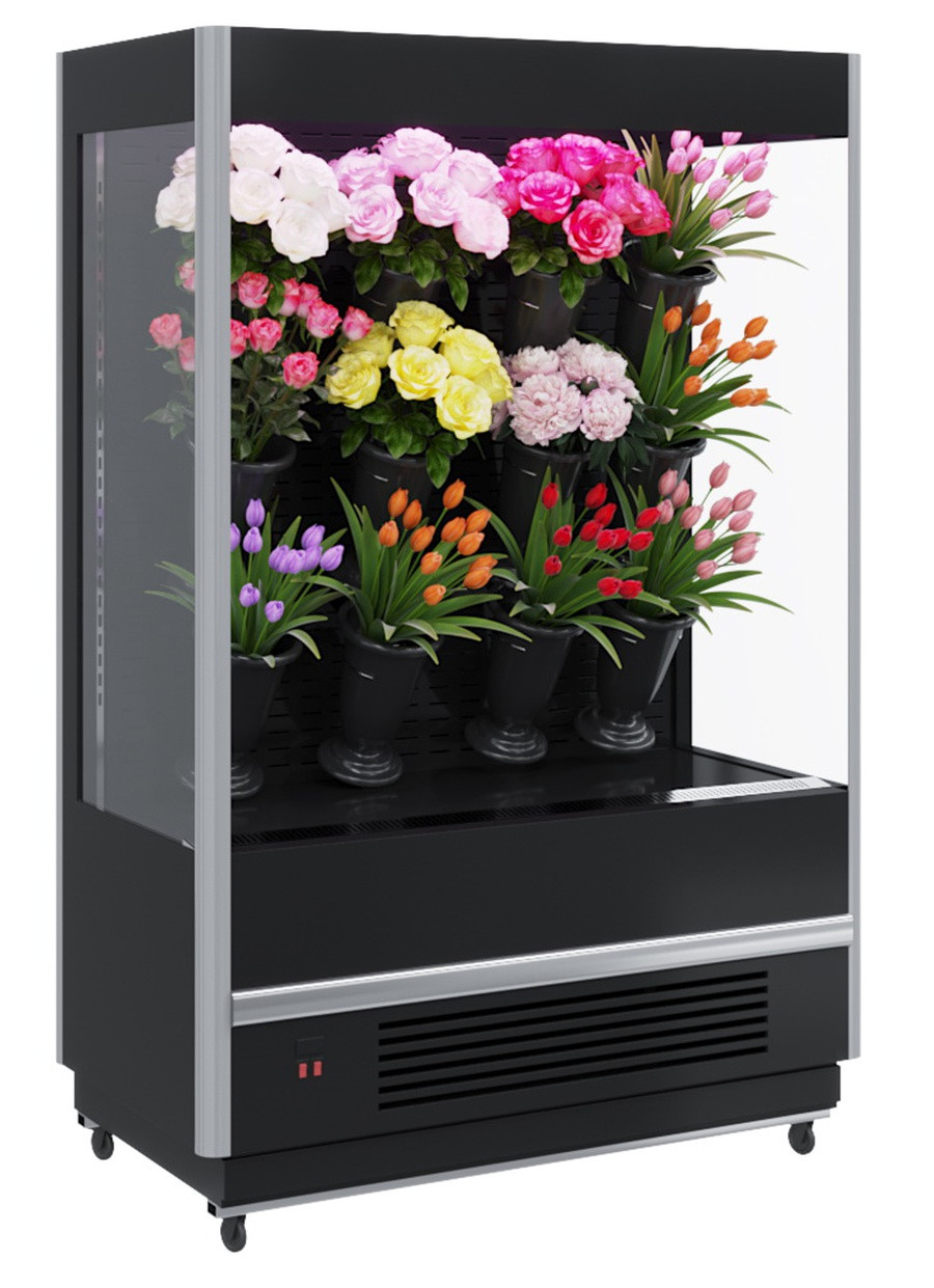 Горка холодильная для цветов Carboma FC 20-08 VM 1,0-2 FLORA