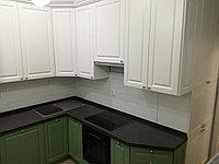 Кухонный гарнитур угловой. На заказ