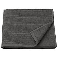 Полотенце банное ВОГШЁН 70х140 темно-серый ИКЕА, IKEA, фото 1