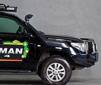 Land Cruiser 200 2007-2014 шноркель - IRONMAN 4X4