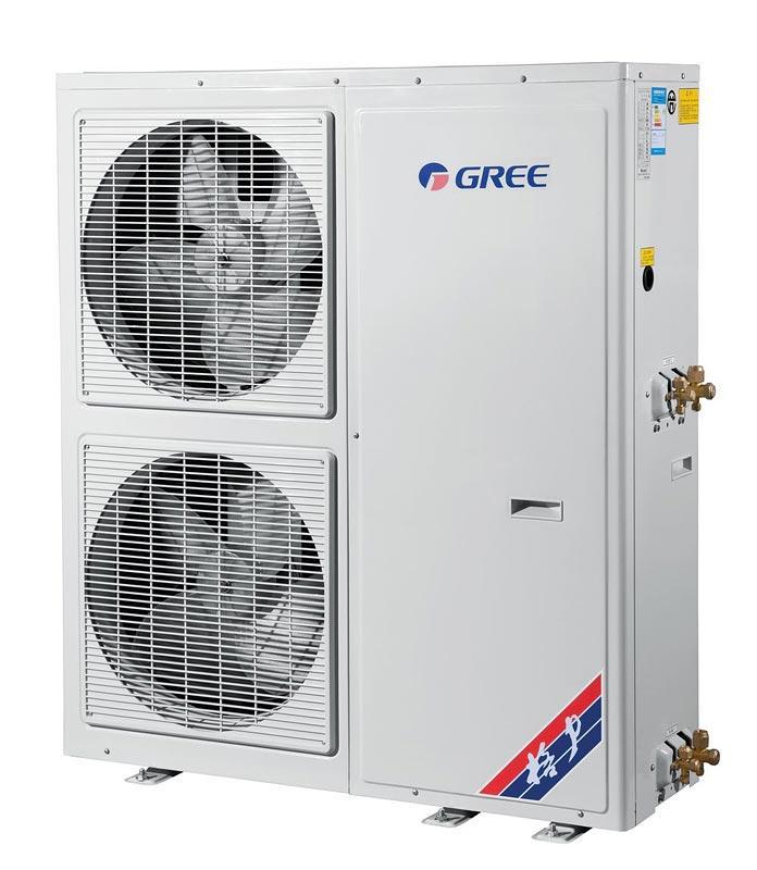 Чиллер с воздушным охлаждением Gree: HLR10WZNa-M  (10 кВт/12 кВт)