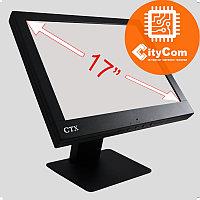 """Сенсорный монитор (Touch screen monitor) 17"""" CTX PV7952T COM Арт.1388"""