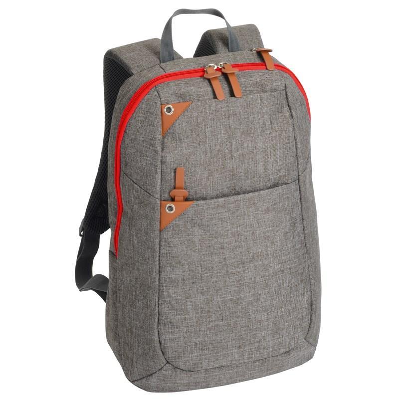 Рюкзак для ноутбука Aberdeen. Красный