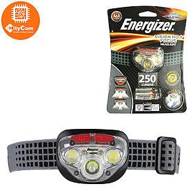 Фонарь налобный Energizer Headlight LEDx3 Арт.2287