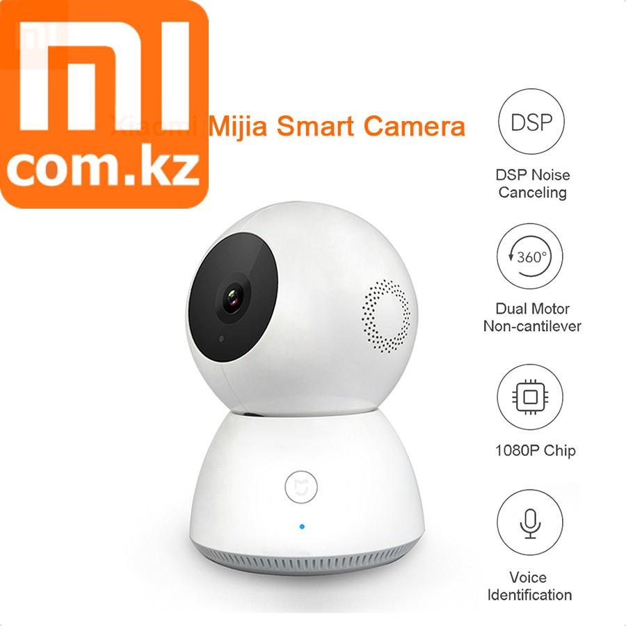 IP камера беспроводная Xiaomi Mi MiJia Home Smart Camera для видеонаблюдения. Оригинал.