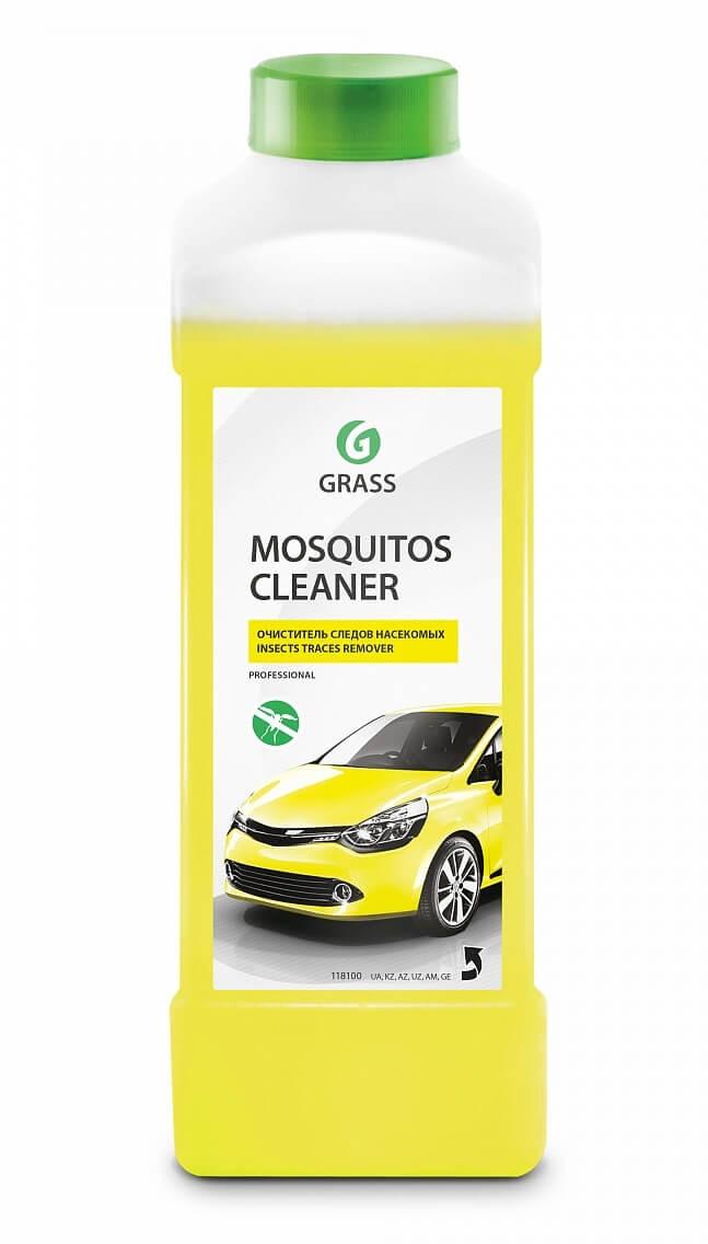 """Средство для удаления следов насекомых """"Mosquitos Cleaner"""""""
