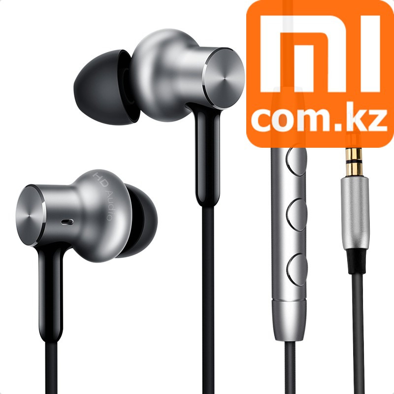 Наушники Xiaomi Mi in-Ear Hybrid Headphones Pro HD. Оригинал. Арт.5508