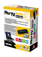 TV тюнер KWORLD TV-Tuner PlusTV 303U ProStick USB 2.0, Ду, FM radio, video- in-out