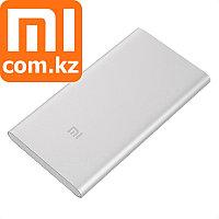 Портативная зарядка Power Bank Xiaomi Mi 5000 mAh SuperSlim. Внешний аккумулятор. Повербанк. Оригина Арт.3838