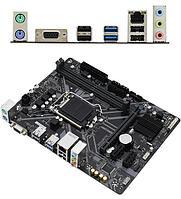 MB Socket1151, MATX, iH310 (D-Sub, GNIC), Gigabyte H310M S2, 2DDR4, PCIx16, 2PCIx1, фото 1