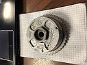 Механизм газораспределения распредвала фазовращатель ванос Порш каен, фото 3