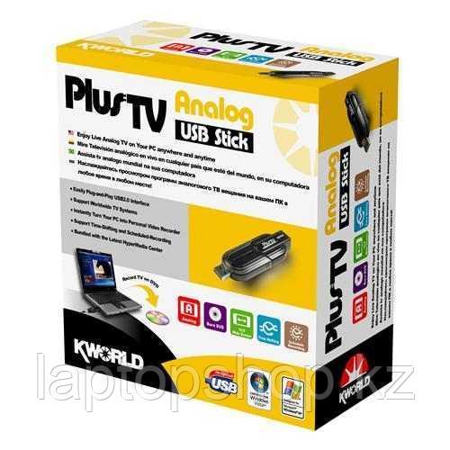 TV тюнер KWORLD TV-Tuner PlusTV 305U Stick USB 2.0