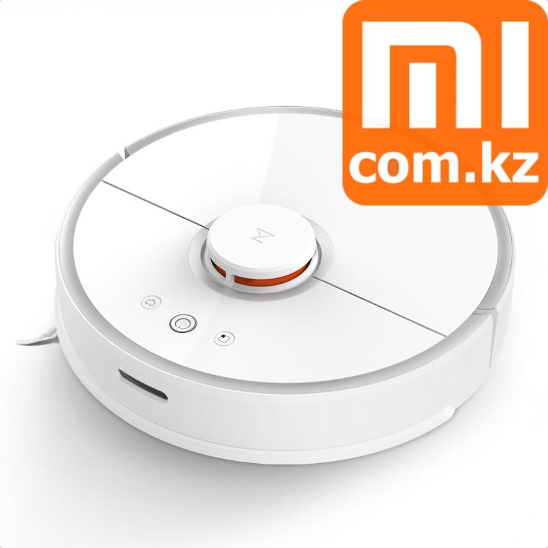 Робот пылесос моющий Xiaomi Mi Robot Vaccum Cleaner2 , умный - сам почистит, сам зарядится. Оригинал Арт.5583