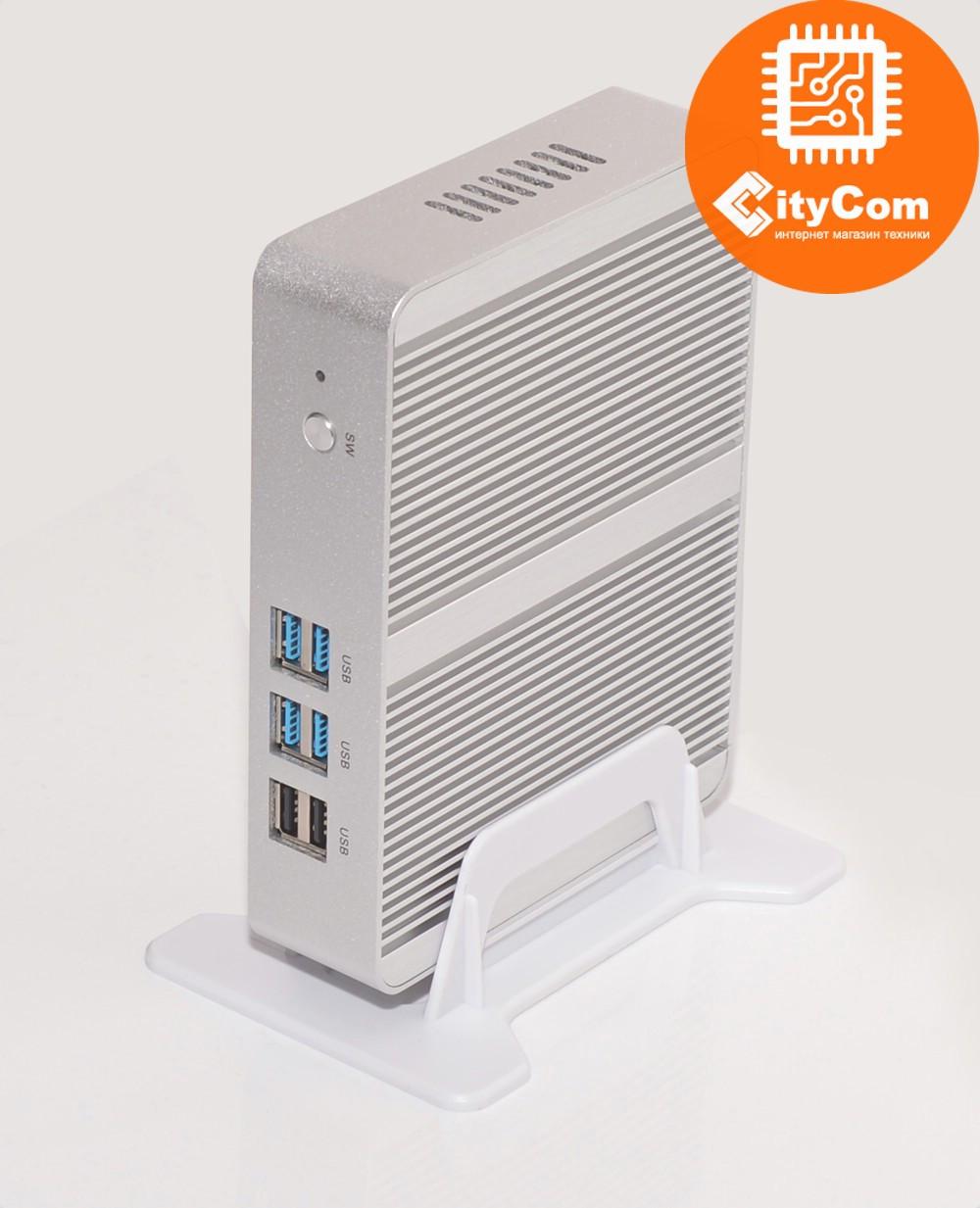 Неттоп Mini PC Mercury T4200Y Fanless. Мини ПК. Nettop. Тонкий клиент. Арт.4506