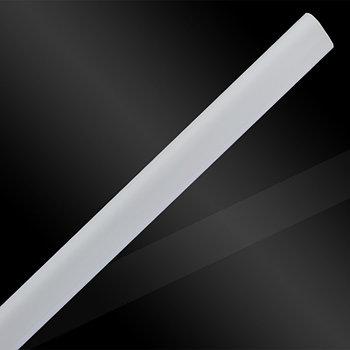 Торговое оборудование - Труба овальная белого цвета