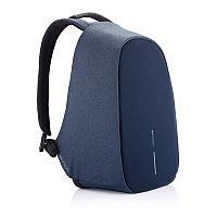 Рюкзак Bobby Pro с защитой от карманников, синий, синий, Длина 29 см., ширина 16 см., высота 44,5 см.,