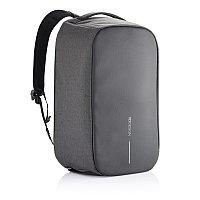 Рюкзак Bobby Duffle с защитой от карманников, черный, черный, Длина 31 см., ширина 19 см., высота 57 см.,